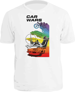 Car Wars Classic T-Shirt