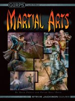 GURPS Martial Arts: Technical Grappling – Cover