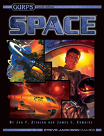 GURPS Classic: Space – Cover