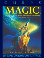 GURPS Magic (for Third Edition)