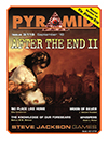 Pyramid #3/119: After the End II (September 2018)