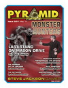 Pyramid #3/31: Monster Hunters (May 2011)