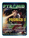 Pyramid #3/69: Psionics II (July 2014)